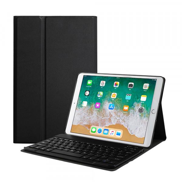 """148 iPad 10,2"""" Schutzhülle mit abnehmbarer Bluetooth Tastatur"""