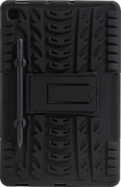 "195 Robustes Backcover für Samsung Galaxy Tab S6 Lite, 10,4"" Rückansicht"